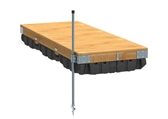 Picture of Floating Wood Dock